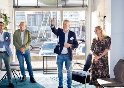 BBC Den Haag ontbijt bij SocialLane
